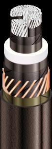 АПвЭВнгд - наружная оболочка из ПВХ пластиката, не распространяющие горение и с низким дымо- и газовыделением