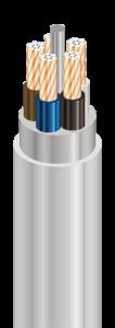 NHXMH-O - Кабели силовые с медными ТПЖ, с изоляцией из сшитого полиэтилена, с наружной оболочкой из безгалогенной полимерной композиции